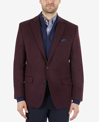 Роскошное спортивное пальто классического кроя из шерсти и кашемира Ralph Lauren