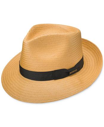 Мужская соломенная шляпа Stetson
