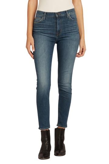 Джинсы до щиколотки Blair с высокой посадкой Hudson Jeans