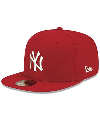 Бейсболка New York Yankees Re-Dub 59FIFTY New Era