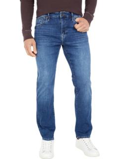 Прямые штанины Zach в цвете Mid Blue Organic Move Mavi Jeans