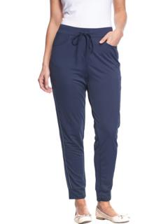 Темно-синие спортивные брюки без застежки FDJ French Dressing Jeans
