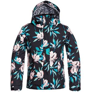 Куртка Roxy Jetty с капюшоном Roxy