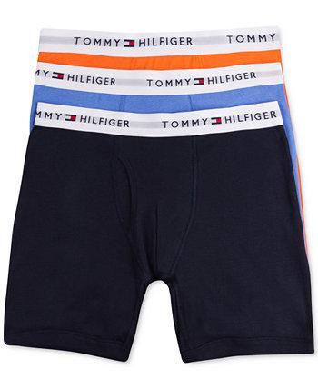 Мужские трусы-боксеры, набор из 3 шт. Tommy Hilfiger