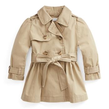 Water-Resistant Trench Coat Ralph Lauren