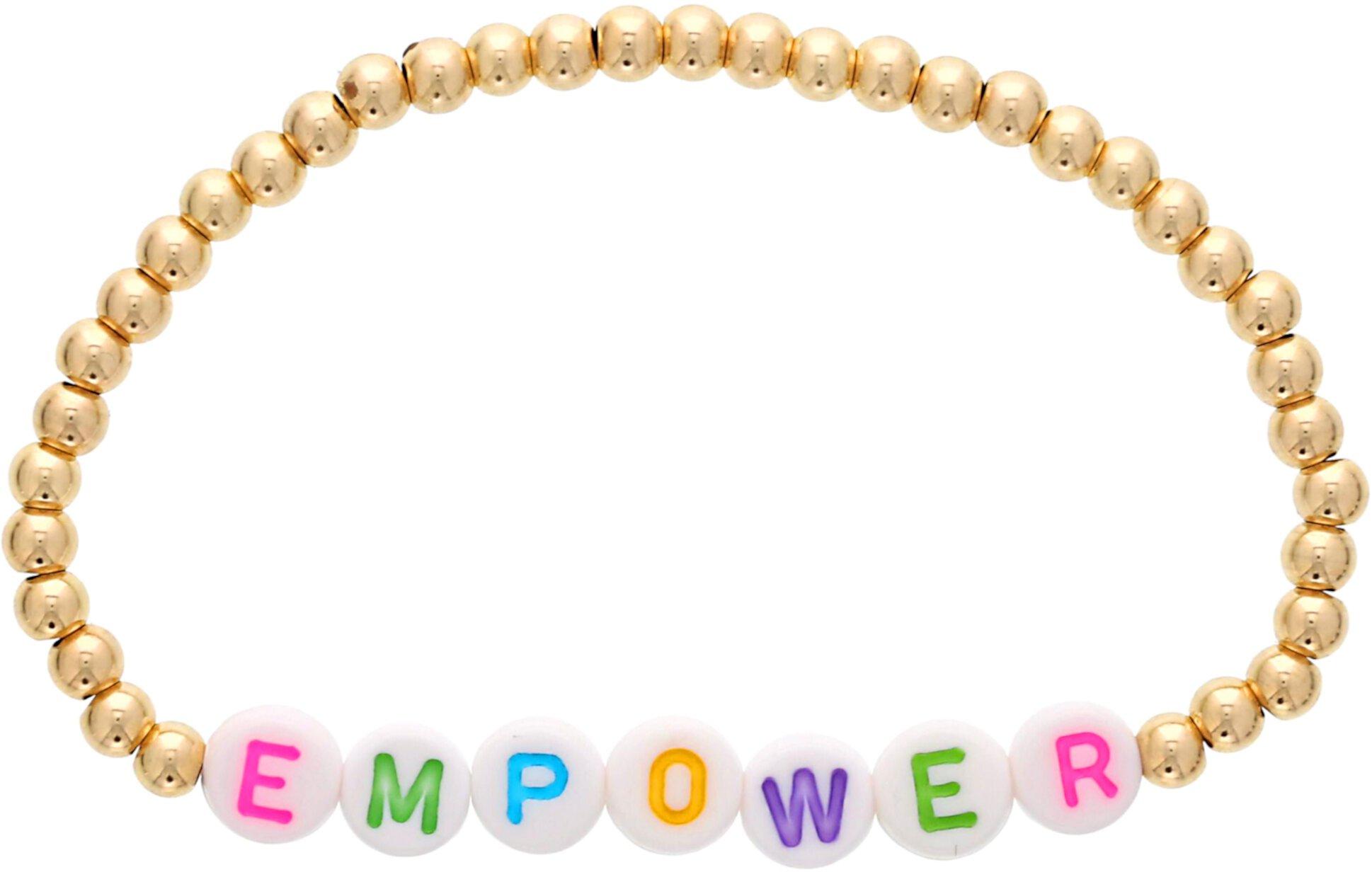 Голосовать Коллекция Браслет Empower Gold Filled Dee Berkley