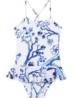 Купальник Cherry Blossoms Grilly (для малышей / маленьких детей / старших детей) Vilebrequin Kids