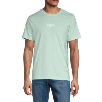 Boxed Logo T-Shirt Hurley