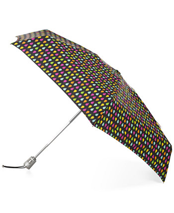 SunGuard® Auto Open Close Компактный зонт с NeverWet® Totes