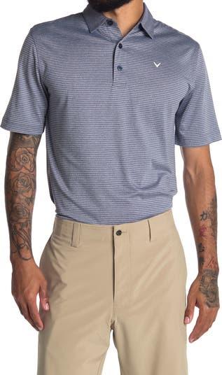 Рубашка-поло в мелкую полоску Heather CALLAWAY GOLF