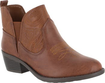 Legend Western Inspired Bootie - Multiple Widths Available Easy Street