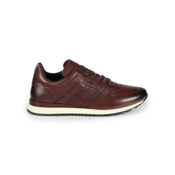 Кожаные кроссовки Assio BALLY