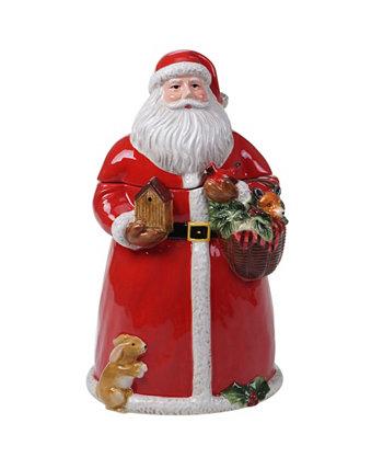 Магия рождественского печенья Санта-Клауса Certified International