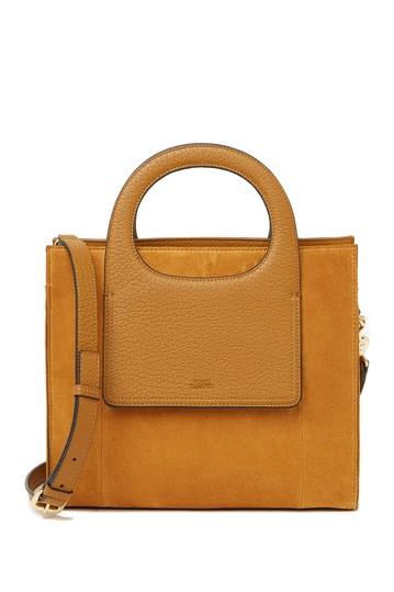 Бек маленькая кожаная сумка Vince Camuto