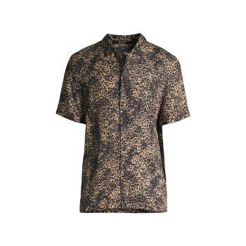 Рубашка с принтом Dr3amstate Jungle Ksubi