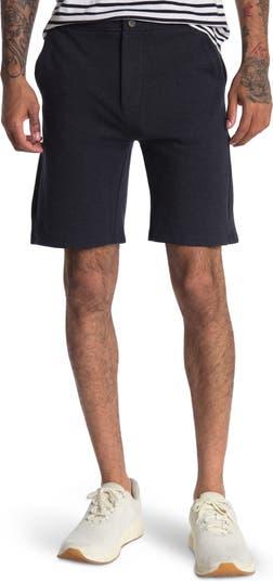 Тканые шорты со средней посадкой HEDGE