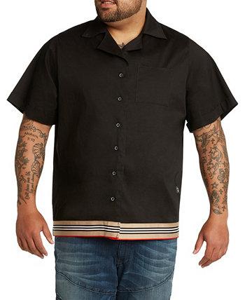 Коллекции MVP Мужская рубашка для большого и высокого боулинга Mvp Collections By Mo Vaughn Productions