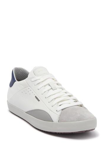 Кожаные кроссовки Warley 11 Geox