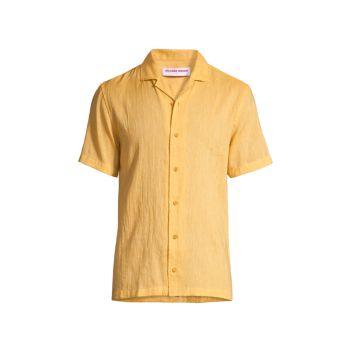 Льняная рубашка Hibbert ORLEBAR BROWN