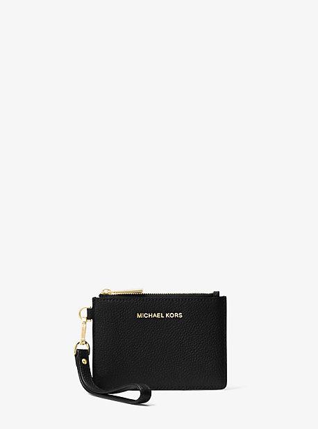 Кожаный кошелек для монет Michael Kors