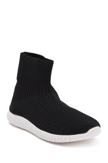 Кроссовки Helix с трикотажными носками в рубчик Dirty Laundry