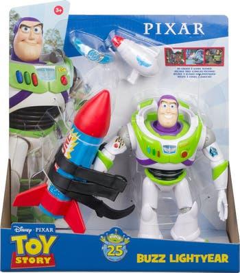 Дисней (R) Pixar (R) История игрушек 25 лет Базз Лайтер Mattel