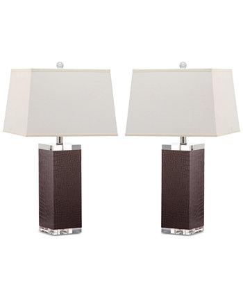 Набор из 2 настольных ламп Deco Safavieh