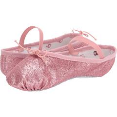 Балетная туфля с блестками Dust (для малышей / малышей) Bloch Kids