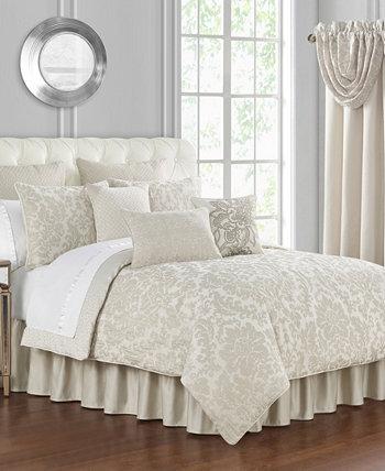 Жаккардовое одеяло Sutherland из 4 предметов, King Waterford