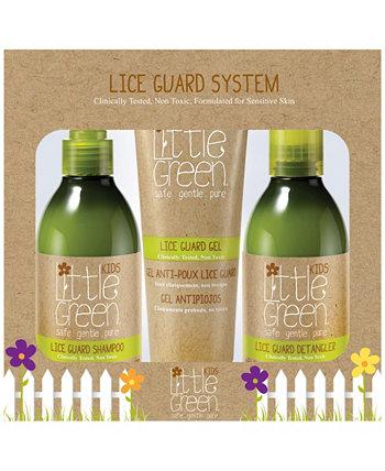 Lice Guard System Набор из 3, 20 унций Little Green