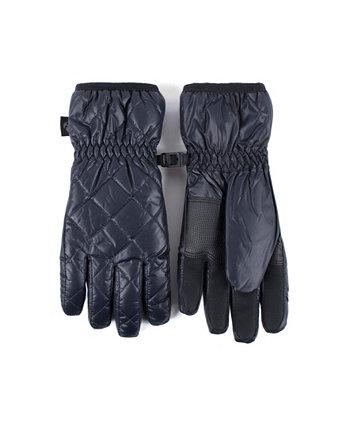 Женские стеганые перчатки Heat Holders