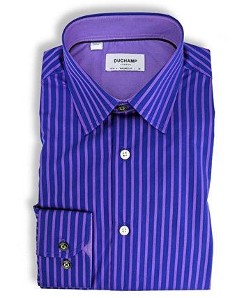 Полосатая рубашка DUCHAMP