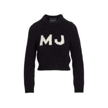 Укороченный свитер THE MARC JACOBS