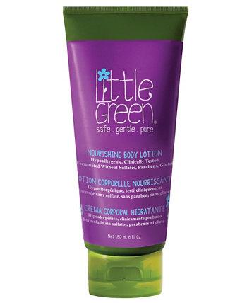 Детский питательный лосьон для тела, 6 унций Little Green