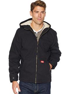 Куртка с капюшоном на подкладке из шерпы Sanded Duck Dickies