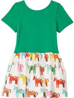Платье Phoebe (для малышей / маленьких детей) Fiveloaves twofish