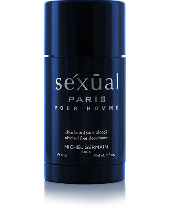 Дезодорант Sexual Paris Pour Homme, 2,6 унции Michel Germain