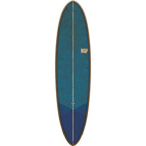 NSP Coco Flax Dream Rider Longboard Surfboard NSP