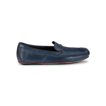 Leather Loafers Allen Edmonds