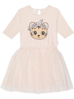 Балетное платье с цветочным принтом Tigress (Little Kids) HUXBABY