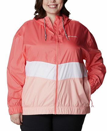 Куртка-ветровка большого размера Sandy Sail Columbia