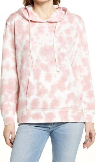 <sup> ® </sup> Пуловер с капюшоном в стиле френч терри Caslon