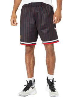 Шорты NBA Alternate Swingman Bulls 96-97 Mitchell & Ness