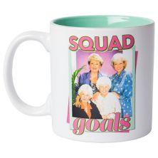 "The Golden Girls ""Squad Goals"" Mug Licensed Character"