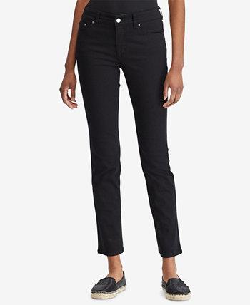 Прямые джинсы Super Stretch Premier, обычные и короткие длины Ralph Lauren