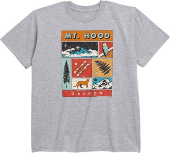 Футболка Mount Hood Kid Dangerous