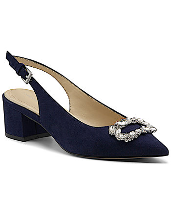 Женские туфли-лодочки Gizzi с ремешком на пятке Adrienne Vittadini