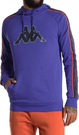 Толстовка с капюшоном и логотипом Apet 2 Kappa Active