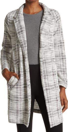 Верхнее пальто из мягкой вязки MELLODAY