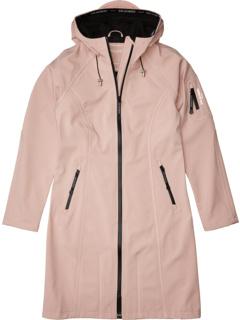Длинная функциональная дождевая куртка Soft Shell 3/4 Ilse Jacobsen